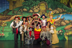 Full Pavilion Panto Cast